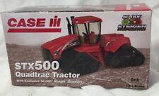 ERTL Case IH STX500 Quadtrac Tractor 2005 FARM SHOW 1/64 NIB