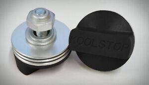 Kool Stop International Pads Silver/black NIP