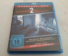 PARANORMAL ACTIVITY 2 Blu Ray en FRANCAIS ANGLAIS ALLEMAND