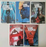 Gamekeeper 1 2 3 4 5 Guy Ritchie Complete Set Series Run Lot 1-5 VF/NM