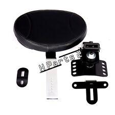 Plug-In Driver Backrest Kit for Harley Touring Road King Model 98-16 FLHR