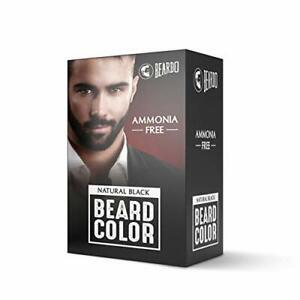 Beardo Beard Color For Men Natural Black (30 ml Color Developer, 30 ml Colorant