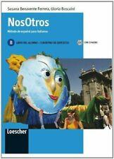 Nosotros, Level B: Libro del alumno + Cuaderno de ejercicios (Paperback, As New)