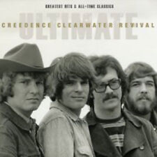 Creedence Clearwater Revival Ultimate Greatest Hits & All-Time Classiques Neuf