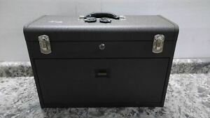 Kennedy 520B 7 Drawer 90 Lb Load Rating Brown Steel Light Duty Top Chest