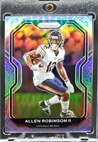 2020 Prizm Allen Robinson Silver Prizm Chicago Bears Great Card!!!