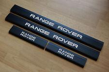 RANGE ROVER MK III 2002-2012 DOOR SILL COVERS SET OF 4