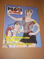 """""""PILOTE & CHARLIE, no 5"""" (1986) LA B.D. EN FUSION"""