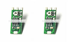 2pcs Laser Diode Drive Circuit Board for Green Red Blue IR Lasers 0-800mA Adjust