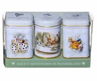 NEW ENGLISH TEAS SELECTION OF FINE TEAS IN ALICE`S ADVENTURES IN WONDERLAND
