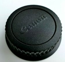 Canon EF-S Rear Cover Lens Cap OEM 18-55mm IS II zoom kit - made in Taiwan