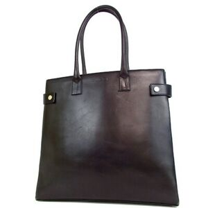 Authentic GUCCI 143753  Tote Bag leather[Used]