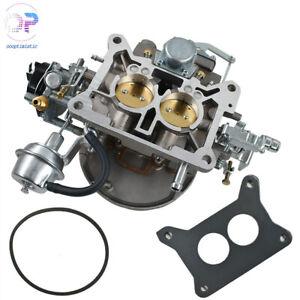 2-Barrel Carburetor Carb 2100 For Ford 289 302 351 Cu Jeep 360 Engine 1964-78 US
