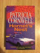 Hornet's Nest - Patricia Cornwell - First Edition 1997 - Hardback Book - 1st