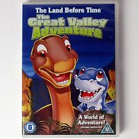 The Land Before Time - The Great Valley Adventure (DVD, 2011 Universal)