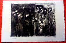 Lithographie - Steinlen - Les voilà - Guerre 14-18-