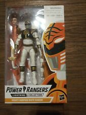 Power Rangers Lightning Collection Mighty Morphin White Ranger