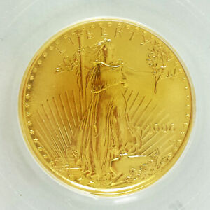 2006-W US $5 American Gold Eagles AGE 1/10 oz. Gold Coin PCGS MS69
