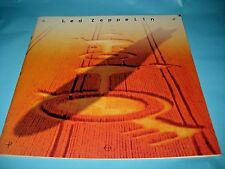 Led Zeppelin Insert Booklet From The Light and Shade Cd Set Booklet Only