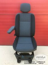 Seat Opel Vauxhall Movano Master NV400 captain passenger adjustments armrest