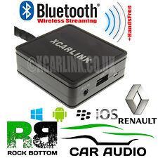 Renault Traffic 2000-2009 Bluetooth Music Streaming AUX Handsfree Car Kit SKU712
