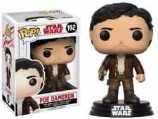 Poe Dameron Star Wars & Pop! Vinyl Action Figures
