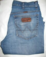 VINTAGE WRANGLER 'TEXAS'  STRETCH JEANS W 31.5 L 31 VERY GOOD CONDITION
