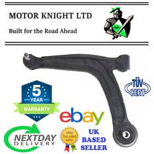 FIAT 500 2007> FRONT LOWER SUSPENSION CONTROL ARM / WISHBONE - LEFT