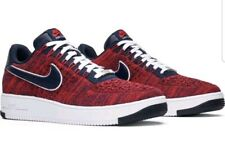 821764ce786 Nike Air Force 1 Ultra Flyknit Low RKK New England Patriots Shoes Size 12.5  DS