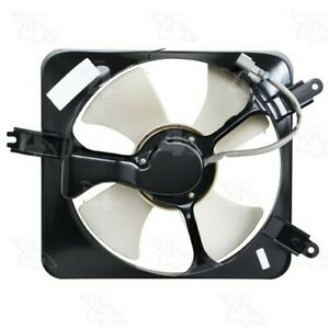 Four Seasons 75205 Condenser Fan Motor Assembly For 94-97 Acura Honda Accord CL