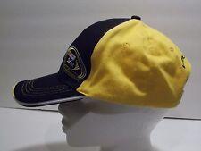 New listing Sprint Cup Series Nascar Adjustable Baseball Hat Cap Yellow Black