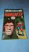 1ST ISSUE SPECIAL #5 VF/NMINT 1st MANHUNTER MARK SHAW Event LEVIATHAN 1975 KIRBY