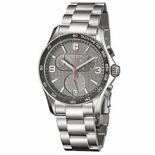 Victorinox Swiss Army Men's Chrono Classic Stainless Steel Quartz Watch 241656