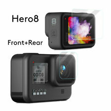 GoPro Hero 8 Black Action Cam Anti-scratch Tempered Glass Screen Protector LCD
