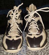 Jordan 2012 Lite Air 524922-100 White Black Basketball Shoes Men's 8.5 NBA