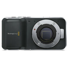 Blackmagic Pocket Cinema Camera with Micro Four Thirds Lens Mount!! Brand New!!