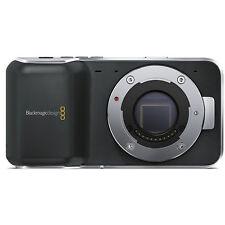 Blackmagic Pocket Cinema Camera with Micro Four Thirds Lens Mount!! Brand New!!