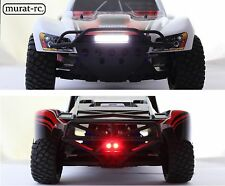LED Lights Front And Rear Traxxas SLASH 4x4 2wd waterproof by murat-rc