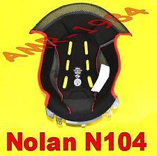 "INTERNO CLIMA COMFORT per NOLAN N104 N104 EVO  TAGLIA "" XS-S "" 00600"