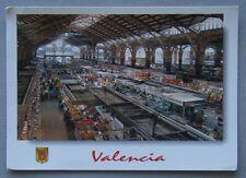 Valencia Central Market Mercado c2005 Postcard (P226)