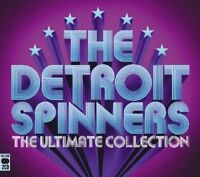 THE DETROIT SPINNERS - ULTIMATE COLLECTION 2 CD NEW!