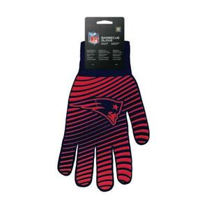 New England Patriots BBQ Style Glove [NEW] Barbecue Tailgate Smoke Cook Grill