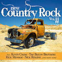 CD New Country Rock Vol.11 von Various Artists
