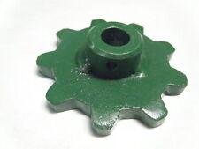 9 Tooth Sprocket Jd John Deere Fbb Dfb Grass Seed Box Brome M10349 Drill Gear