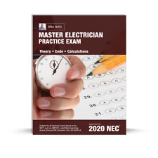 Mike Holt's Master Electrician Practice Exam, 2020 Nec Paperback