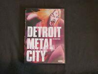 Detroit Metal City (DVD, 2012, 2-Disc Set) Anime Sentai Excellent condition