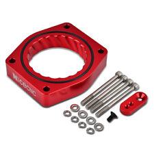 NiceCNC Throttle Body Spacer Fits 07-13 GM 4.8L 5.3L 6.0L 6.2L Power Plate Kit