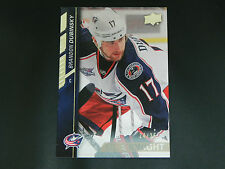 2015-16 Upper Deck UD Midnight #50 Brandon Dubinsky Columbus Blue Jackets / 25