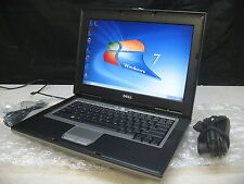 Dell Latitude D531 Dual Core AMD Turion 2gb Win7 OFFICE   Laptop