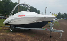 YAMAHA 2018 212X 212 LIMITED S OEM BOAT SHIPPING COVER OVER TOWER